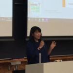 6/3(土)成城大学にて当社代表福井が講演させていただきました