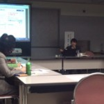 2月22日(木)「女性経営者に学ぶ経営戦略セミナー」にて当社代表、福井が講演を行いました。