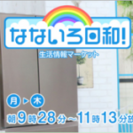 7/10(火)テレビ東京「なないろ日和」の小田急電鉄様、新宿西口トイレの特集で当社の駅構内図が紹介されました。