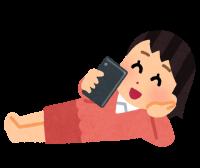 smartphone_nekorogaru_woman
